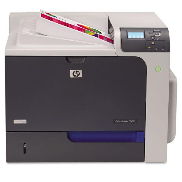 HP Color LaserJet Enterprise CP4025N Laser Printer