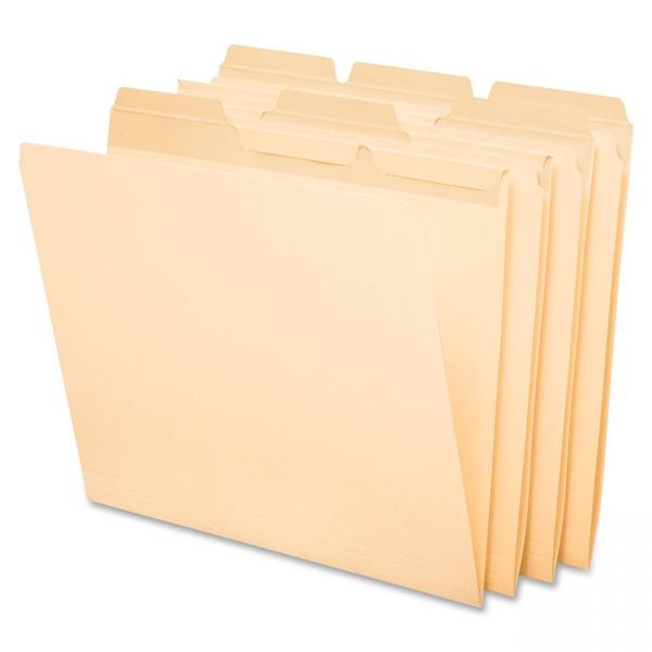 Pendaflex ReadyTab Manila File Folders