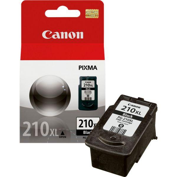 Canon PG-210XL High Yield Black Ink Cartridge (2973B001)