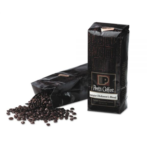 Peet's Whole Bean Coffee (1 lb)