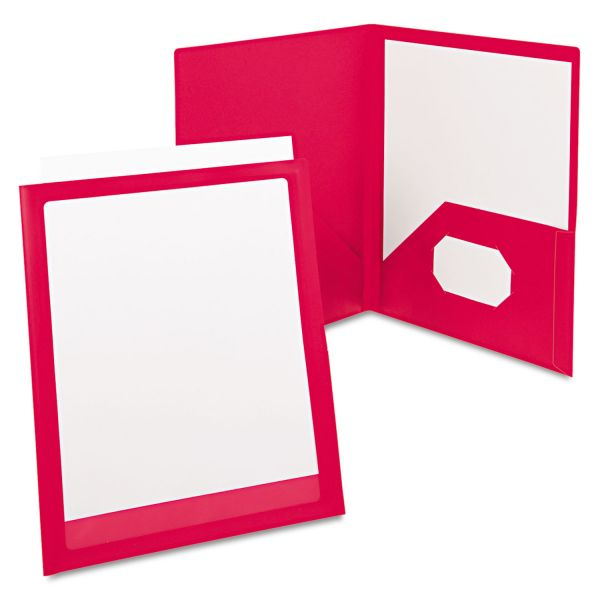 Oxford Viewfolio Presentation Folders