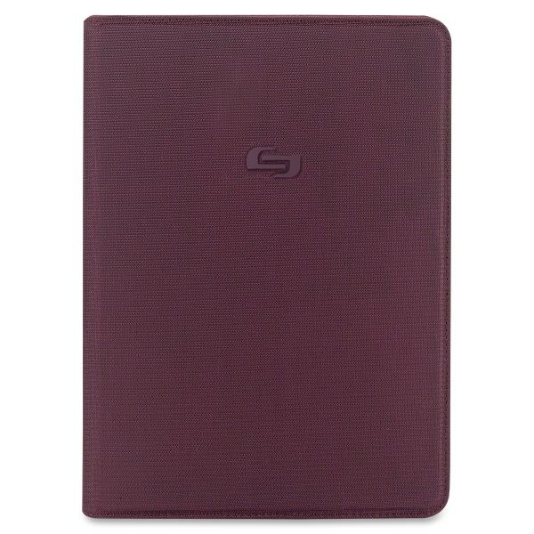 Solo Network Slim Case for iPad Air, Purple