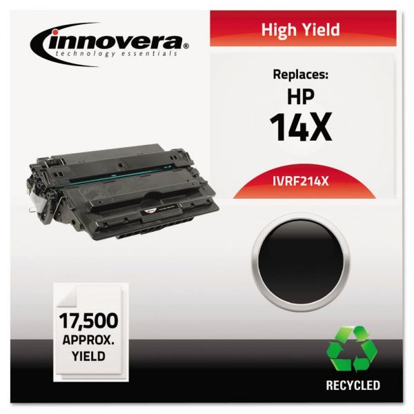 Innovera Remanufactured HP 14X High Yield Toner Cartridge