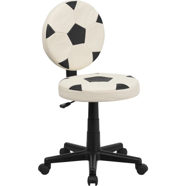 Flash Furniture Soccer Student Task Chair