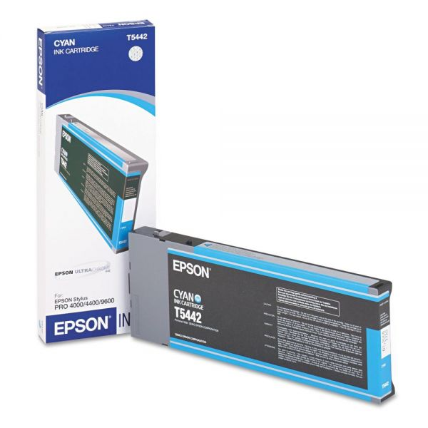 Epson T544200 Cyan Ink Cartridge