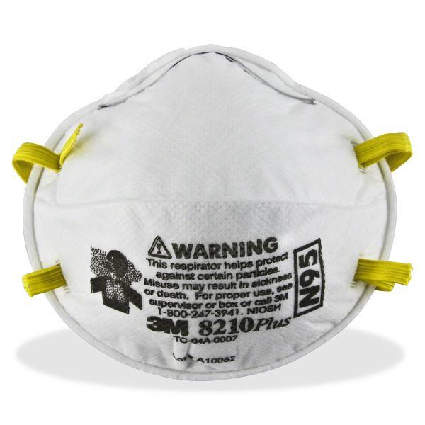 3M 8210PLUS N95 Particulate Respirator