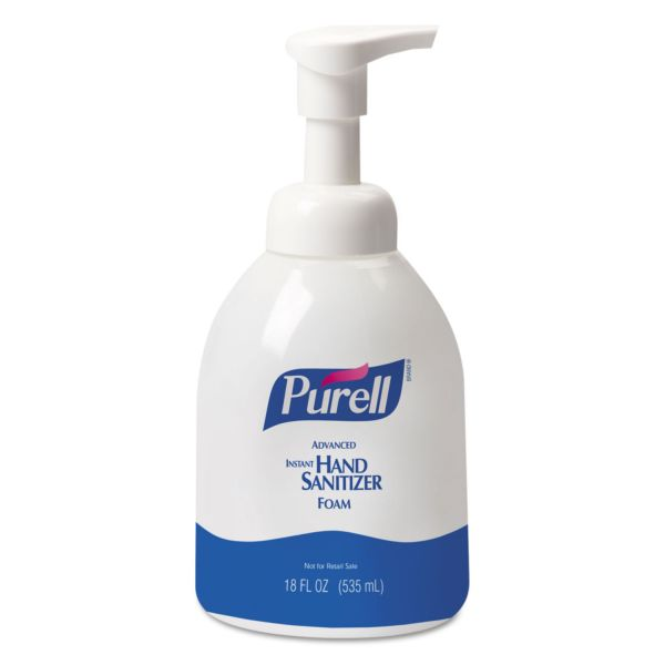 PURELL Advanced Non-Aerosol Foaming Hand Sanitizer