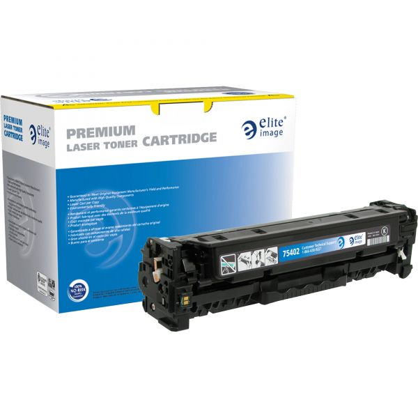 Elite Image Remanufactured HP CC530A Toner Cartridge