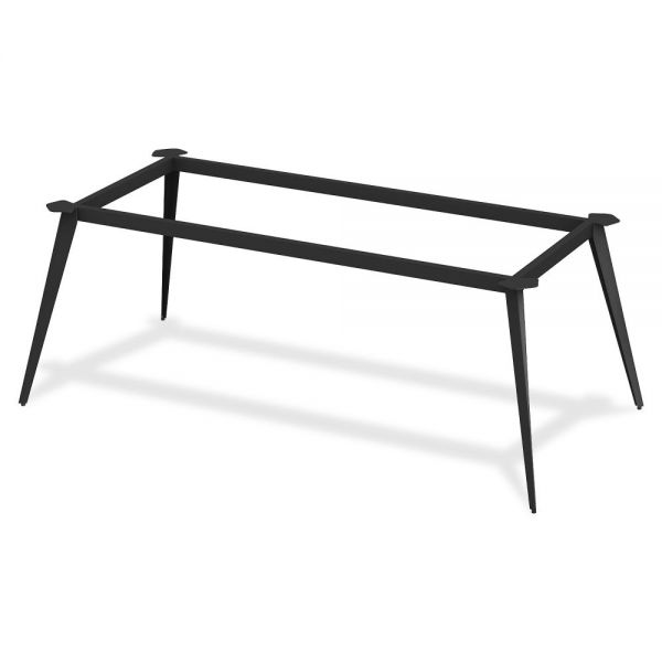 Lorell Rectangular Conference 4-leg Table Base