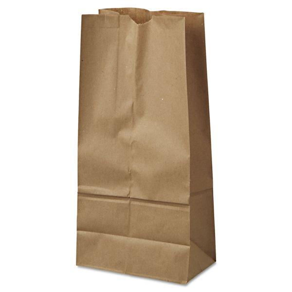 General #16 Brown Paper Grocery Bags
