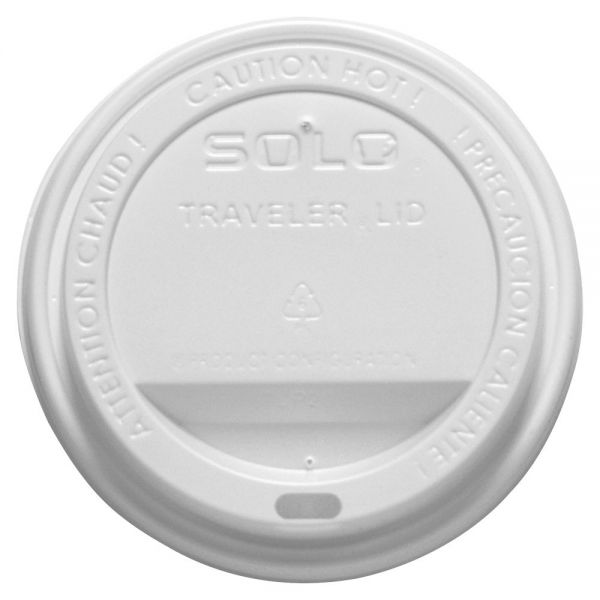 Solo Traveler Dome Coffee Cup Lids