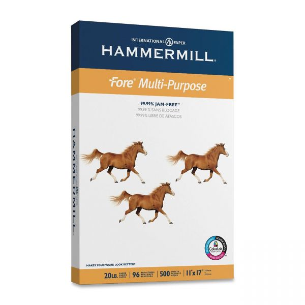 Hammermill Fore Multi-Purpose White Copy Paper