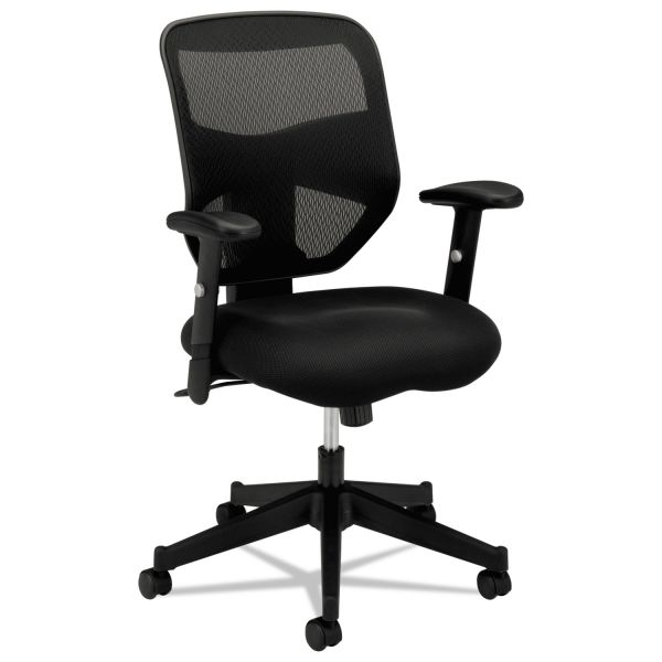basyx by HON HVL531 Mesh High-Back Chair