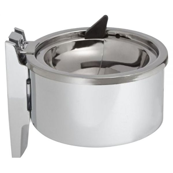 "Impact Products 4"" Deluxe Metal Wall Ashtray"
