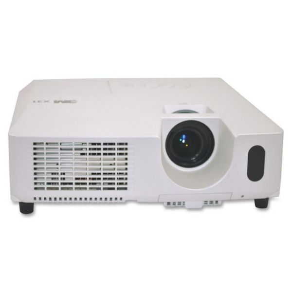3M LCD Projector - 576p - HDTV - 4:3