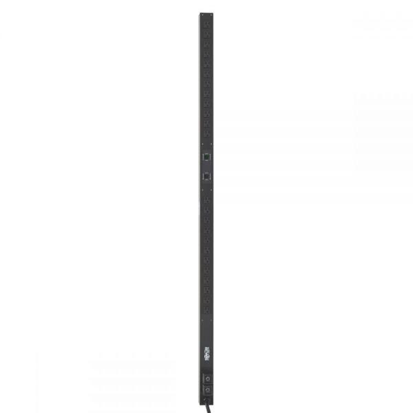 Tripp Lite PDU Metered 120V 30A 5-15/20R 24 Outlet L5-30P Vertical 0URM