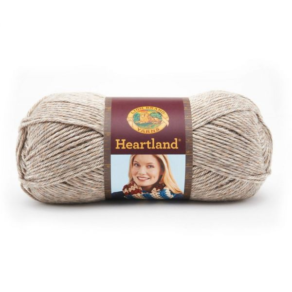 Lion Brand Heartland Yarn - Grand Canyon