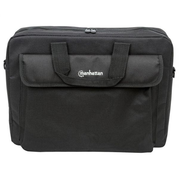 "Manhattan London 15.6"" Laptop Briefcase"