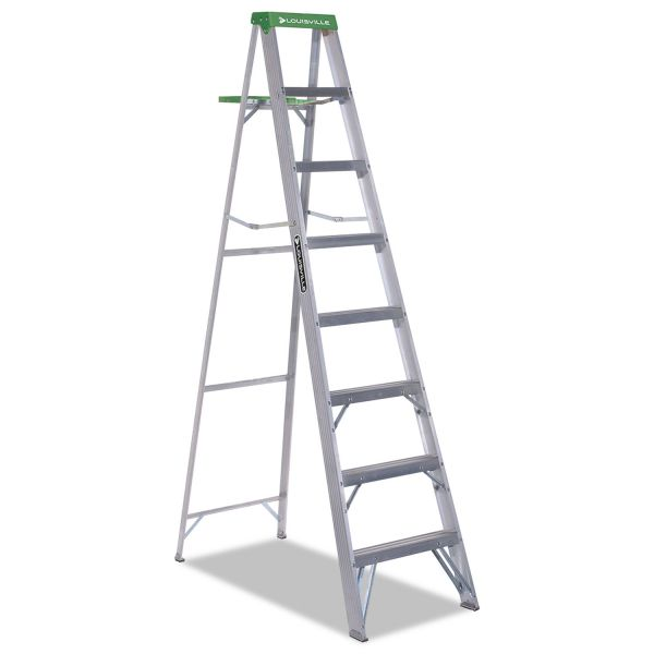 Davidson 8' Folding Aluminum Step Ladder