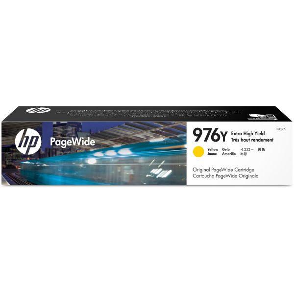 HP 976Y Yellow Ink Cartridge (L0R07A)