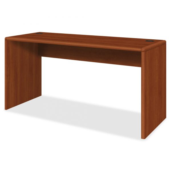 """HON 10700 Series Credenza Shell with 10"""" Modesty Panel 