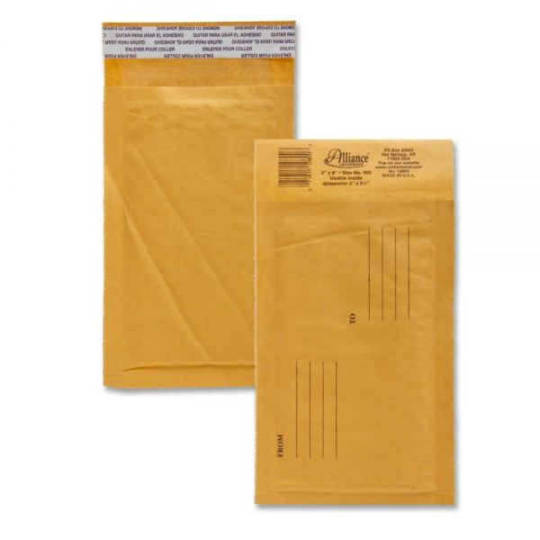 Alliance Rubber Bubble Mailer