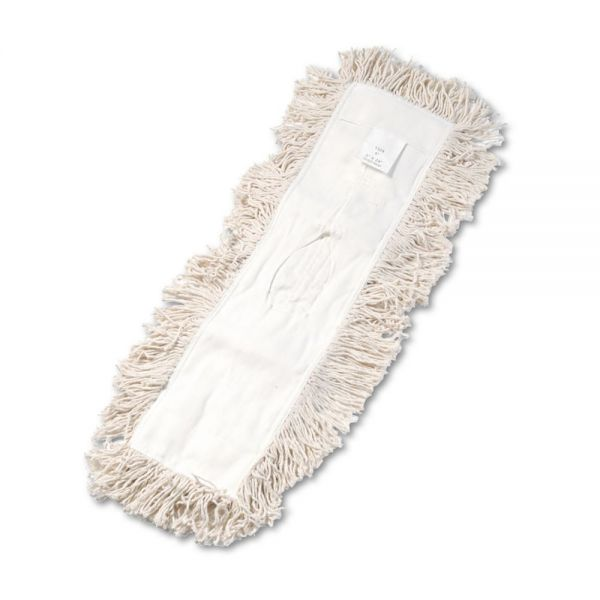 "UNISAN 24"" Industrial Dust Mop Head"