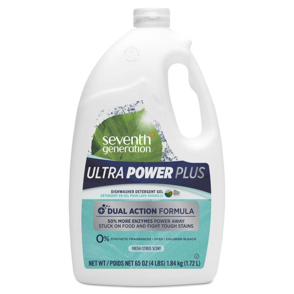 Seventh Generation Ultra Power Plus Dishwasher Soap