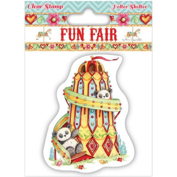 Helz Fun Fair Character Stamp Set