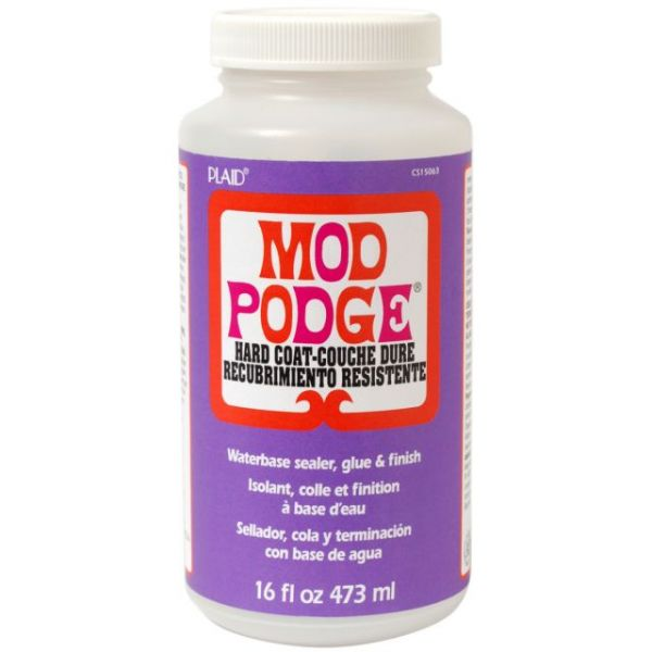 Mod Podge Satin Hard Coat Finish