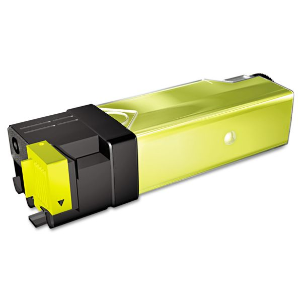 Media Sciences Remanufactured Dell 330-1438 Yellow Toner Cartridge