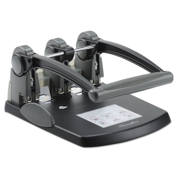 Swingline Extra High Capacity Three-Hole Punch