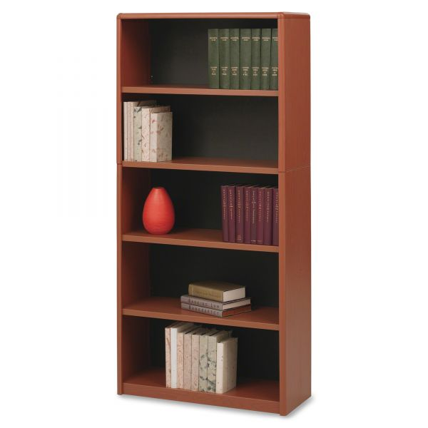 Safco Value Mate Series 5-Shelf Metal Bookcase