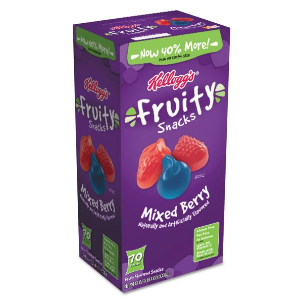 Kellogg's&reg Fruit Snacks Mixed Berry