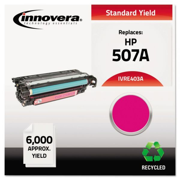 Innovera Remanufactured HP M551 (CE403A) Magenta Toner Cartridge