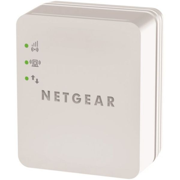 Netgear WN1000RP IEEE 802.11n 54 Mbit/s Wireless Range Extender - ISM Band