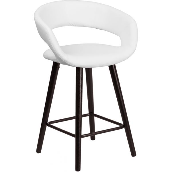 Flash Furniture Brynn Series 24'' High Contemporary Counter Height Stool