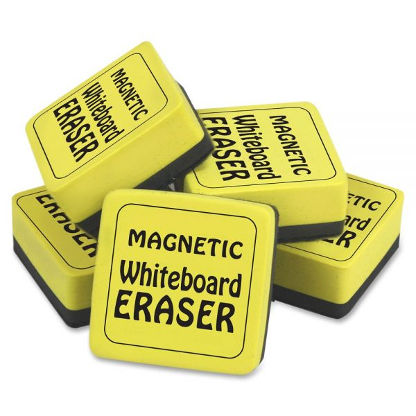 The Pencil Grip Magnetic Whiteboard Eraser Class Pack
