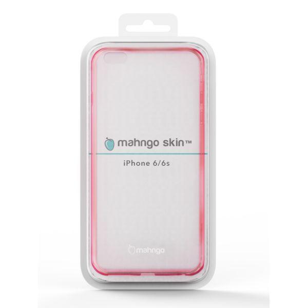 ReVamp Mahngo Skin Slim TPU Protective Case (Pink) (iPhone 6/6S)