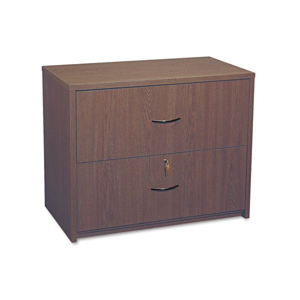 Global Genoa Series Two-Drawer Lateral File