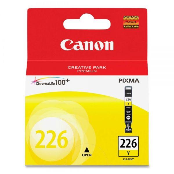 Canon CLI-226Y Yellow Ink Cartridge (4549B001)