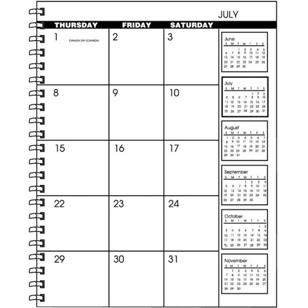 At-A-Glance 2019 Monthly 5 Year Planner Refill