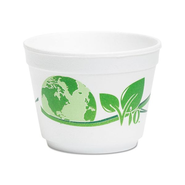 WinCup Vio Biodegradable 12 oz Foam Cups