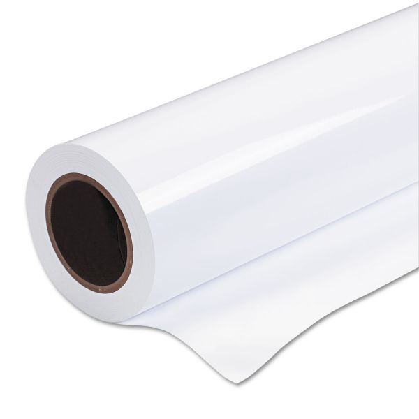"Epson Premium Glossy Photo Paper Rolls, 165 g, 24"" x 100 ft"