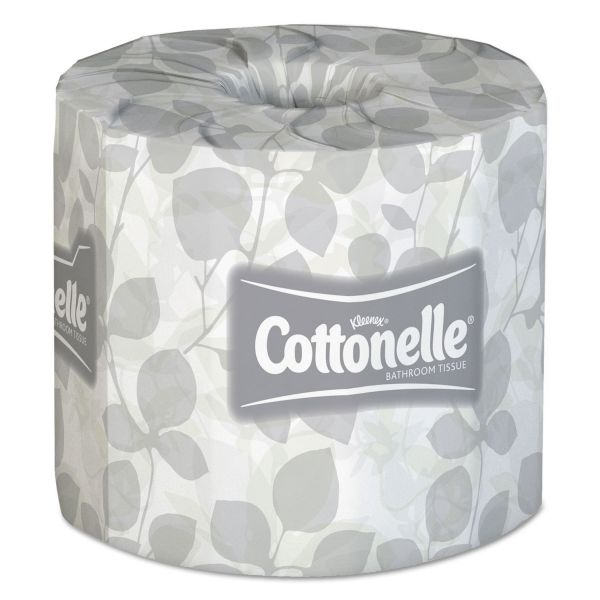 Cottonelle Individually Wrapped 2-Ply Toilet Paper