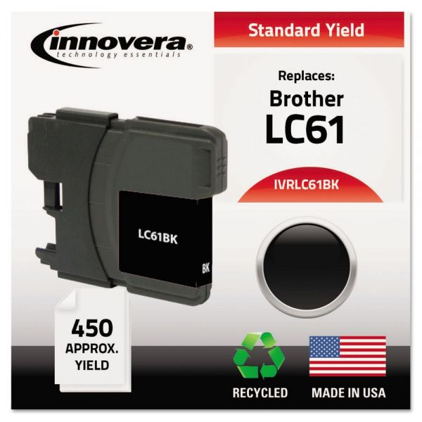 Innovera Remanufactured Brother LC61 Ink Cartridge