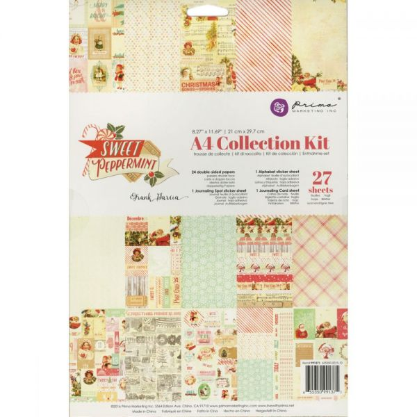 Prima Marketing Collection Kit A4