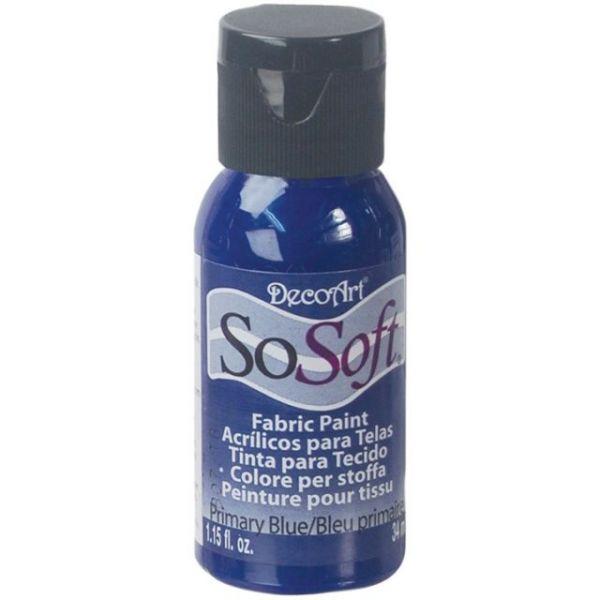 SoSoft Fabric Acrylic Paint