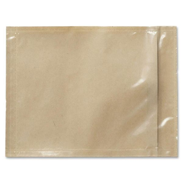 "3M Non-Printed Packing List Envelope, 4.5"" x 6"""