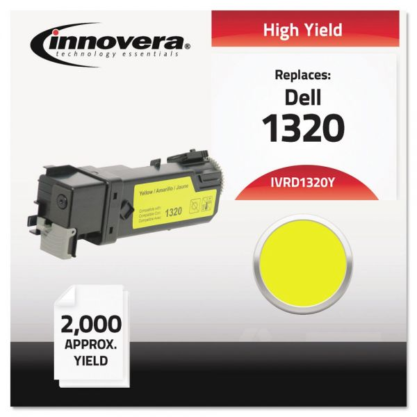 Innovera Remanufactured Dell 1320 High Yield Toner Cartridge